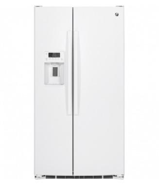 GE 美國 奇異 GSS25GGWW 733L 對開門冰箱 白色 - 限時優惠好康折扣