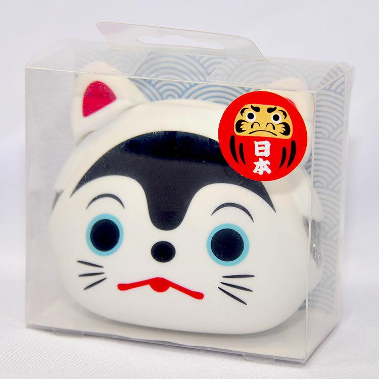 <br/><br/>  日本風 江戶張子 矽膠零錢包 日本正版 mimi POCHI<br/><br/>