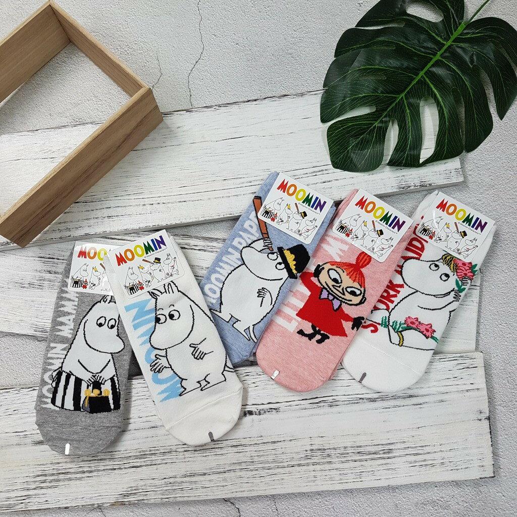 【現貨⭐英字熱賣】韓國襪子 高質感 嚕嚕米英字短襪 超夯 正韓 中筒 4