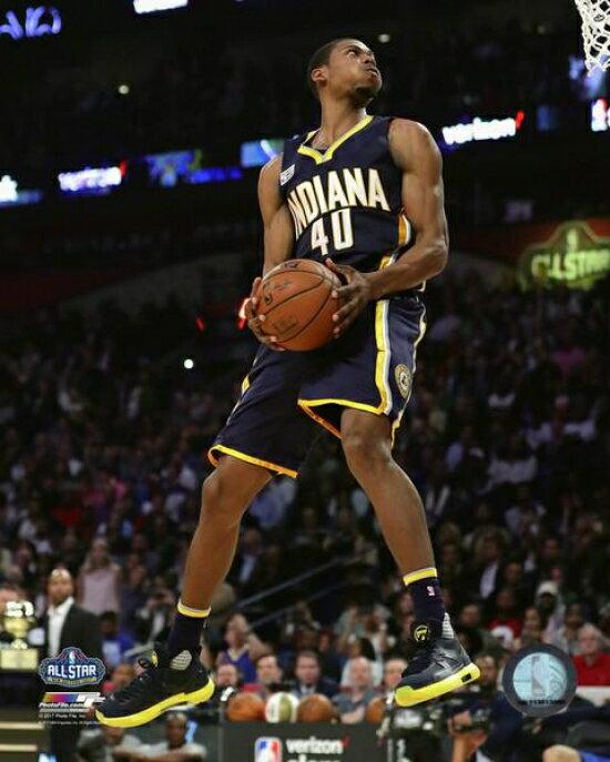 Dunk Contest 2017: Posterazzi: Glenn Robinson 2017 NBA All-Star Game Slam