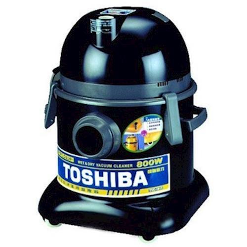 ★贈隨手粘p-23★TOSHIBA東芝乾濕兩用吸塵器 TVC-1015 **免運費**