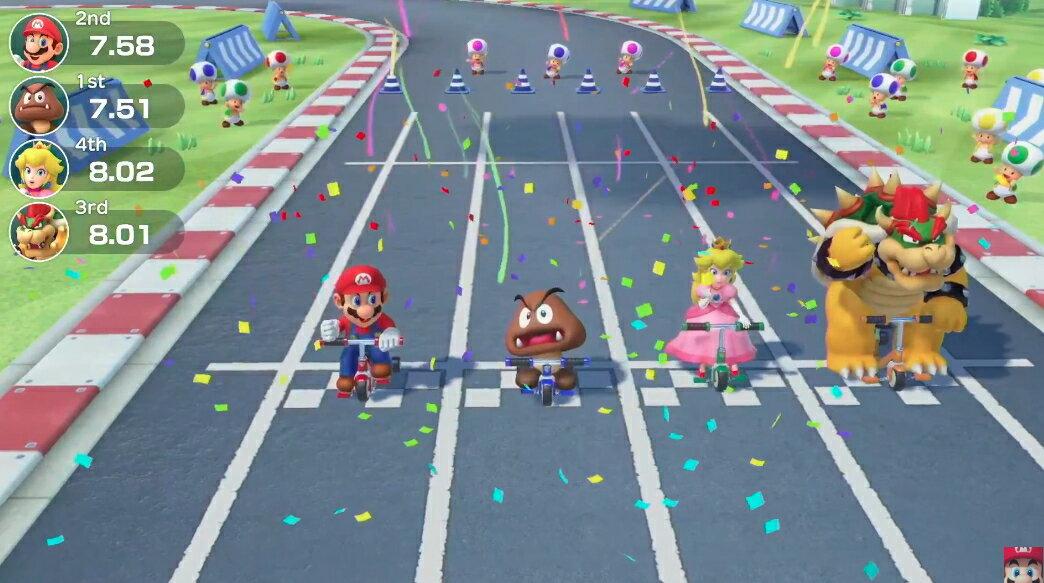 【NS】Nintendo Switch 任天堂 超級 瑪利歐派對 Super Mario Party 中文版 馬力歐派對 馬莉歐
