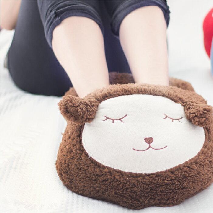 【名流寢飾家居館】可愛造型暖暖腳.保暖墊.暖腳墊.30X35cm