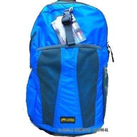 RHINO G518 犀牛18L豪華口袋背包/輕巧攻頂包 藍色