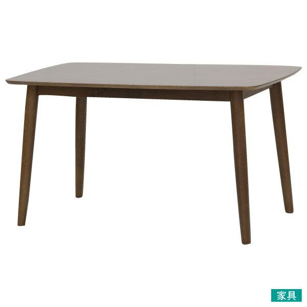 ◎實木餐桌BEAZEMBR135NITORI宜得利家居