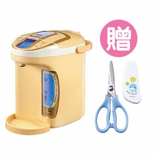 Simba 小獅王 辛巴 LCD五段式定溫調乳器【送KU KU 可拆式隨身食物剪】【悅兒園婦幼生活館】
