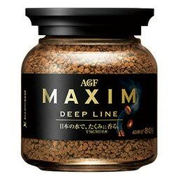 【橘町五丁目】新品 日本AGF濃郁深煎咖啡(咖啡豆:巴西、印度尼西亞)-80g