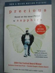 【書寶二手書T3/原文小說_INS】Precious: Based on the Novel Push_Sapphire