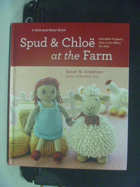 ~書寶 書T3/美工_KFM~Spud and Chloe at the Farm_Sus