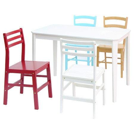 ◎(OUTLET)普普風餐桌 RUFFI 120 BK 福利品 NITORI宜得利家居 4