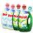 德國Persil 超濃縮洗衣精2.5Lx4入組 (綠色 / 藍色 / 白色) 一瓶約50杯 強力洗淨 奧地利製造 免運 2
