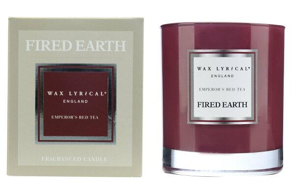 英國WaxLyrical玻璃蠟燭禮盒-皇家紅茶(可燃50小時)