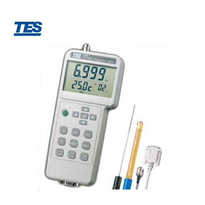 泰仕 TES-1380K 酸鹼度測試器 (PH值) - 限時優惠好康折扣