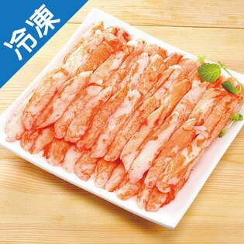 日式風味蟹棒270G包(魚漿製品【愛買冷凍】