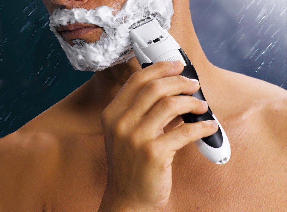 日本公司貨 國際牌 PANASONIC【ER-GB40】電動除毛刀 刮鬍造型剃刀 19階段長度控制 可水洗 5