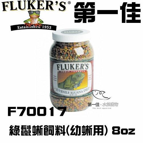 [第一佳水族寵物] 美國FLUKER`S綠鬣蜥飼料(幼蜥專用) F70017 8oz小顆粒