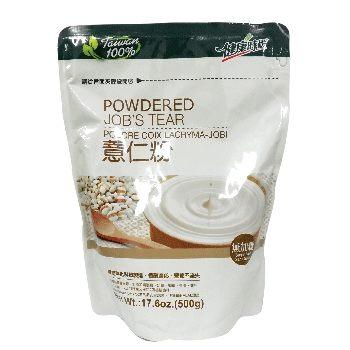 健康時代 薏仁粉(無糖) 500g/包