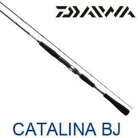 漁拓釣具 DAIWA CATALINA BJ 66HS/66XHS (海水路亞竿)