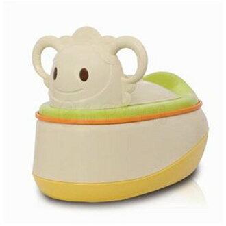 Baby City小羊三合一便器 兒童學習馬桶/幼童學習便器【六甲媽咪】