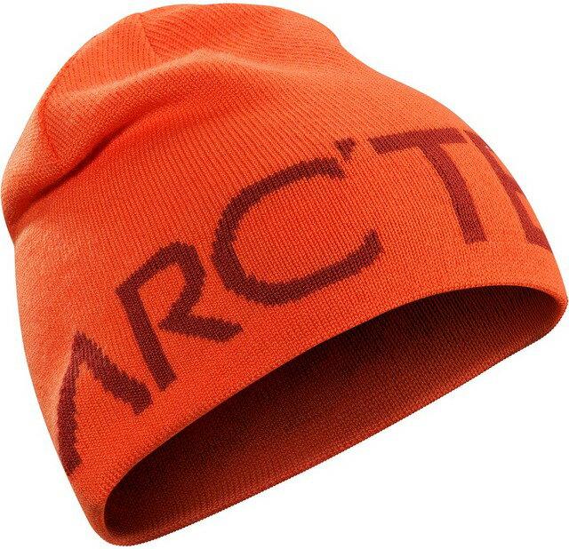Arcteryx 始祖鳥 保暖帽/毛帽/滑雪/登山/旅遊/背包客 Word Head 雙面保暖帽 15221 鮮紅