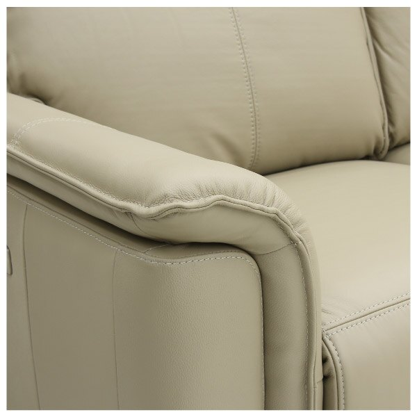 ◎(OUTLET)全皮3人用電動可躺式沙發 ELEGANTE BE 福利品 NITORI宜得利家居 4
