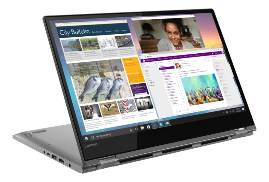 Lenovo® IdeaPad Flex 6 2-in-1 Laptop, 14