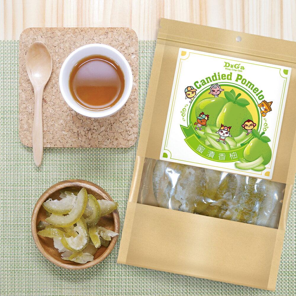 香酥果乾系列★蜜漬香柚(全素)★Doga香酥脆椒 2