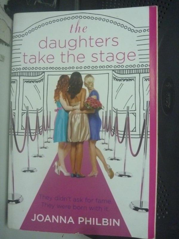 【書寶二手書T8/原文小說_LMN】The Daughters Take the Stage_Joanna