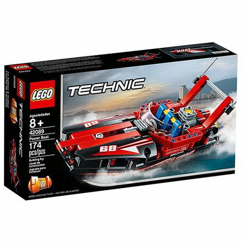 樂高LEGO 42089 Technic 科技系列 - 快艇 - 限時優惠好康折扣