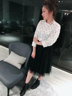 更衣間:現貨韓國紗裙