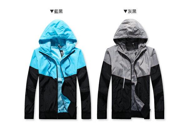 ☆BOY-2☆【PPK88016】韓版多彩風衣防風外套 2