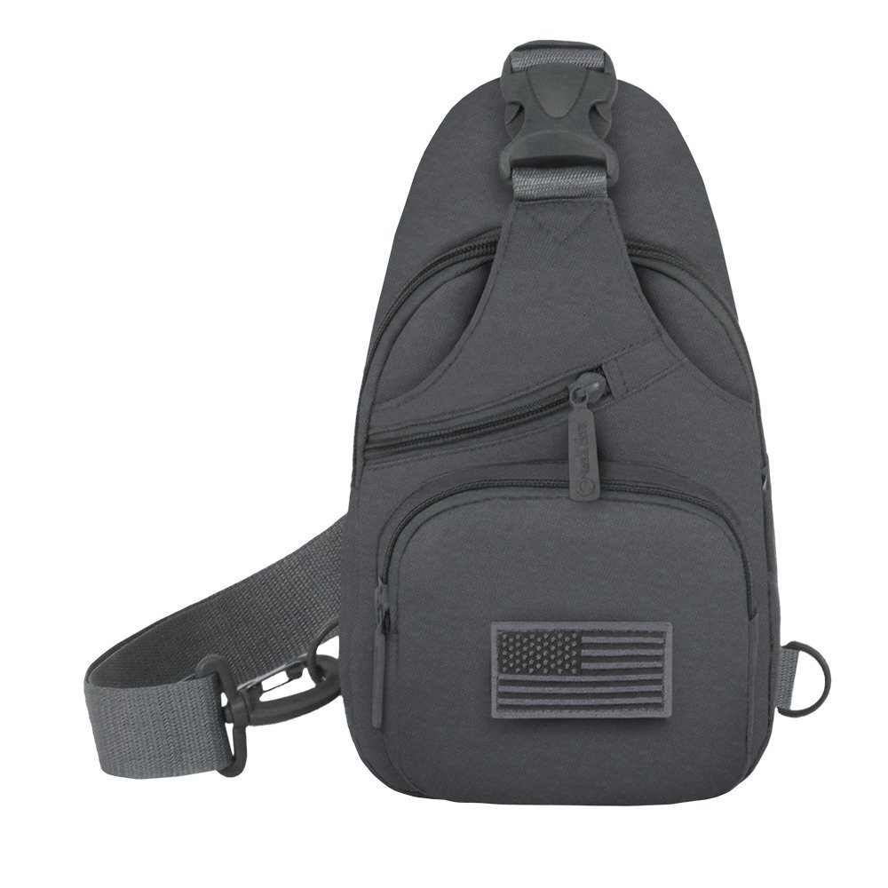 East West Tactical Sling Bag 0