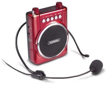 <br/><br/>  WONDER 旺德 多功能數位教學音響擴音機 WS-P008<br/><br/>