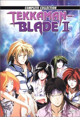 Tekkaman Blade II - Complete Collection b0615cea344a47f85691e0f4ae1c2cc2
