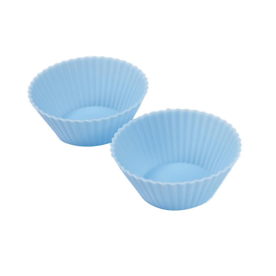 Microwave Ovens Baking Mini Cake Mould Cups 5