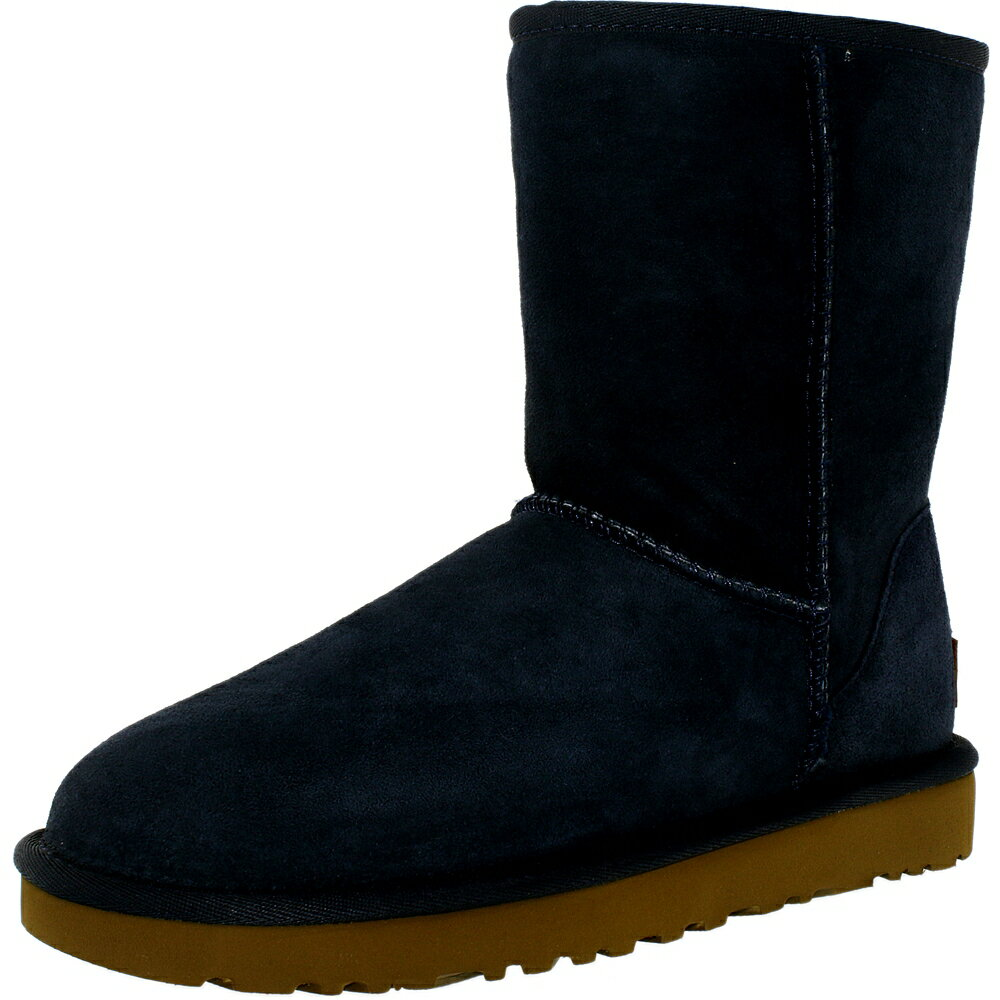 Ugg Women's Classic Short II Ankle-High Suede Boot 3