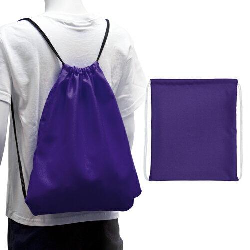 <br/><br/>  [客製化]S1-01022 純棉束口後背包 (LOGO網版印刷)<br/><br/>