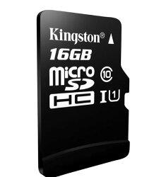 【保固五年】金士頓 KINGSTON micro SD 16G 高速型 記憶卡 行車記錄器 wifi監視器 攝影機 專用
