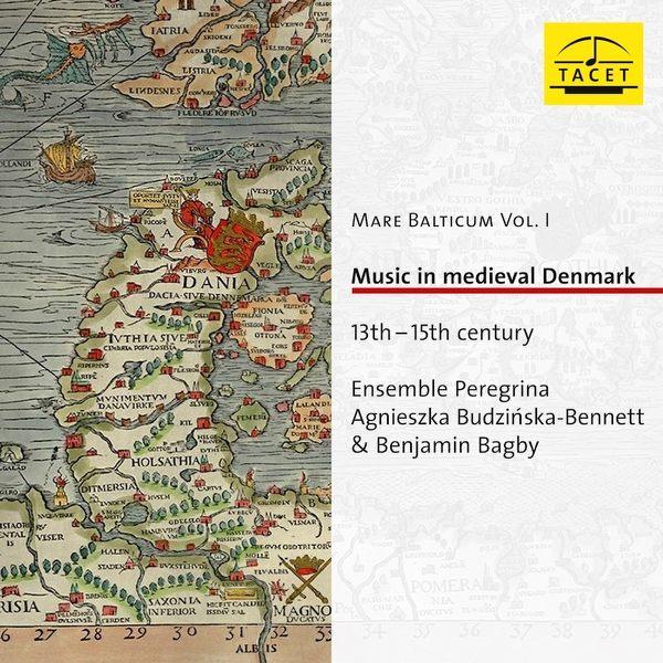 【停看聽音響唱片】【CD】佩雷格里納樂團 班傑明.貝格比  13至15中世紀丹麥音樂