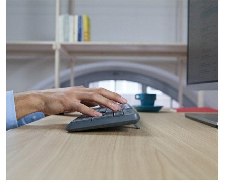 第一品牌 羅技無線鍵盤滑鼠組 電競滑鼠 桌上型電腦 筆記型電腦 mk235 4