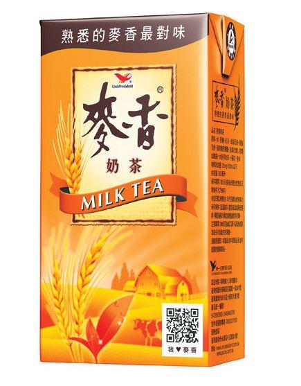 ●統一麥香奶茶 300ml(24入/箱) 【合迷雅好物商城】