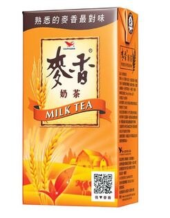 ●統一麥香奶茶300ml(24入箱)【合迷雅好物商城】