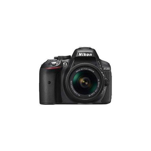 Nikon D5300 Digital SLR with 18-55mm AF-P VR Lens - Black 0