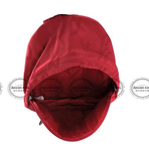 Outlet代購 agnes.b 字母後背包 小b (紅色) 另有四色 書包 通勤包 雙肩包 斜挎包 防水 3