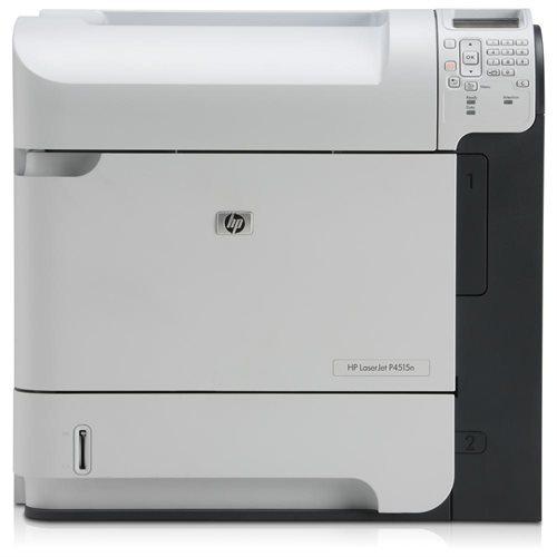 HP LaserJet P4515N Laser Printer - Monochrome 0