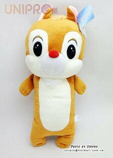 【UNIPRO】迪士尼救難小福星奇奇蒂蒂最大號Q版蒂蒂絨毛長枕長型玩偶男友枕生日禮物