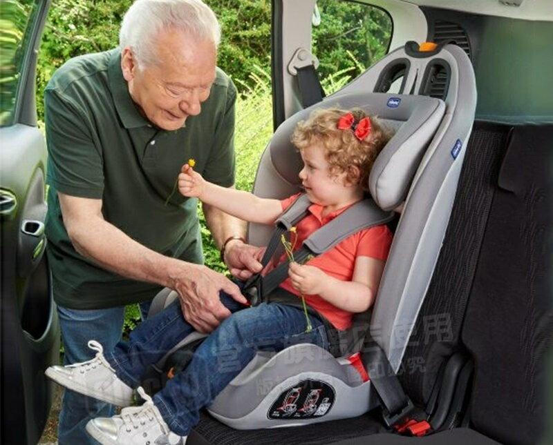 義大利【Chicco】Gro-Up123 成長型安全汽座(汽車安全座椅)(1~12歲) 5