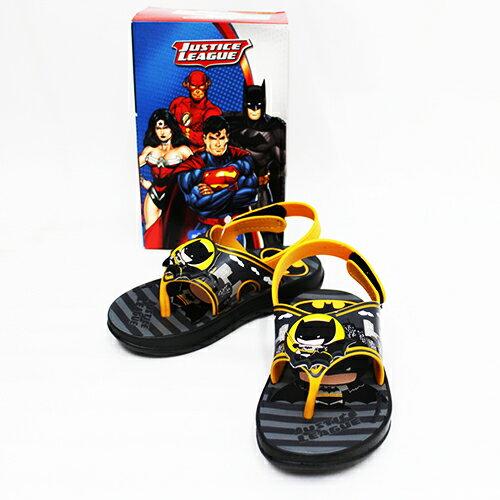 Rider巴西兒童正義聯盟夾腳輕量涼鞋Q版蝙蝠俠RI2180120742[陽光樂活]