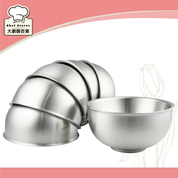 LINOX頂級316不鏽鋼隔熱碗11cm(六入組)兒童碗-大廚師百貨