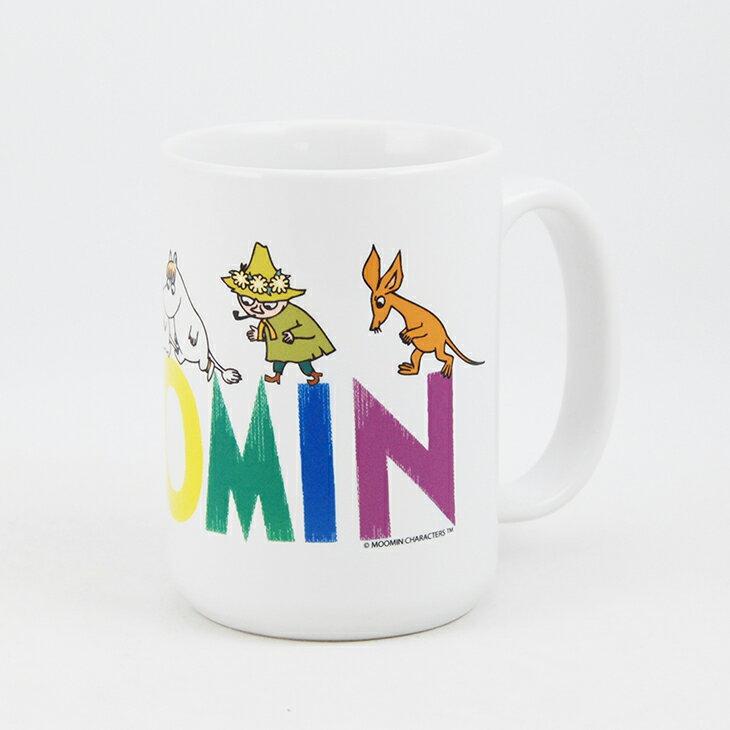 【Moomin】AE04 Happy family - 馬克杯